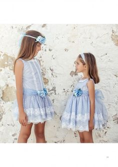 CEREMONIA P/V 2017 Nice Dresses, Casual Dresses, Girls Dresses, Flower Girl Dresses, Dope Outfits, Girl Outfits, Winter Dresses, Summer Dresses, Girl Inspiration