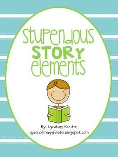Grab this 34 page FREE packet to use when teaching story elements (character, setting, problem and solution) in your classroom. Many of the worksheets/graphic organizers can be used for any text.   Stupendous Story Elements - A Year of Many Firsts - TeachersPayTeachers.com