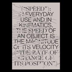 "Reposting @posterunion:⠀  ...⠀  ""Daniel Bergsnes Nerheim → @daniel.bergsnes⠀  .⠀  .⠀  .⠀  .⠀  #poster #design #graphic #art #lettering #typography #type #graphicdesign #posterdesign #visual #inspiration #branding #dailyinspiration #exhibition #event #festival #exhibitionidentity #eventidentity #festivalidentity #speed #blankposter"""