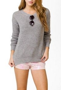 cozy sweaters Forever 21