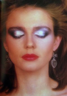 80's eyeshadow