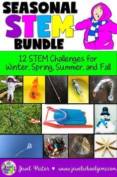 Seasonal STEM Activi