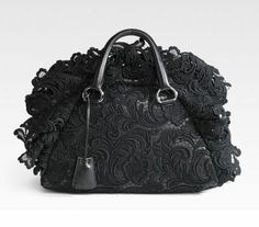 Oh Prada...oh lace! [*dying on the inside]