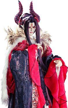 Thunderbolt Fantasy: Sayaka Ohara as the voice of Xíng Hài. #puppetry