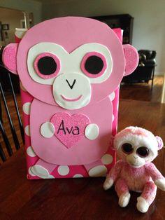 Beanie Boo Ruby Valentine box
