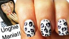 Unghiemania + Nail Tutorial Super Facile!