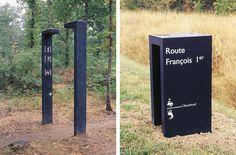 Way-finding Signage | Ruedi Baur