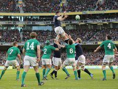 Six Nations 2014: Ireland 28 Scotland 6