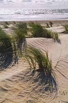 North Sea, Blaavand, South Jutland, Denmark