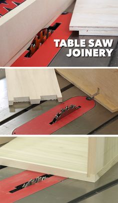 """Most woodworkers will agree that the table saw is at the heart of a woodshop, and is key to making quality woodworking projects. This video class will help ensure that you're getting the most out of your table saw by increasing your table saw joinery """"vocabulary."""""""
