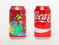 El packaging de latas de Coca-Cola que puedo ser y no fue3