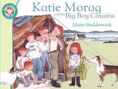 Katie Morag and the Big Boy Cousins by Mairi Hedderwick, http://www.amazon.com/dp/1849410895/ref=cm_sw_r_pi_dp_rR3hrb08V7B0C