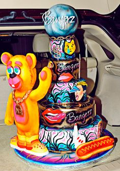 Cyrus birthday cake miley