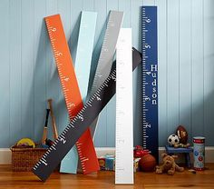 Personalized Growth Charts #pbkids