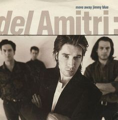 "For Sale - Del Amitri Move Away Jimmy Blue UK  7"" vinyl single (7 inch record) - See this and 250,000 other rare & vintage vinyl records, singles, LPs & CDs at http://eil.com"