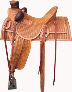 Custom Saddle 774 Item# 1417 - $7,000.00