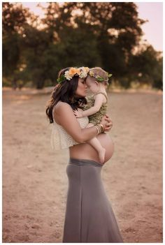 Beaty. Doing this when I'm prego and have a cute little one