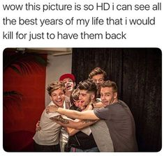 Literally I WANT THEM BACK! I want them back in exchange of anything you want from me but I want them back! One Direction Images, One Direction Quotes, One Direction Harry, Larry Stylinson, Harry Styles, Normal Guys, 1d Imagines, Literally Me, My Guy