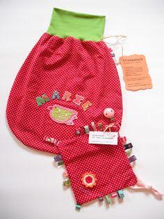 Fussellines Blog: Ich liebe es für Babys zu nähen!