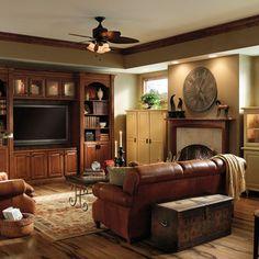 Traditional Living Room Decor family room decorating ideas | home decor + home lighting blog