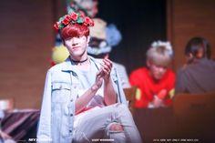 160429 UP10TION Suwon FansigningWooshinCr:  우리신이  Do not edit