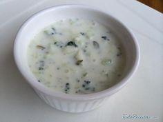 Receita de Molho de iogurte e pepino - Fácil - 6 passos