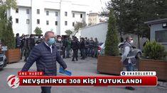 Nevşehir'de 308 Kişi Tutuklandı. Youtube, Youtubers, Youtube Movies