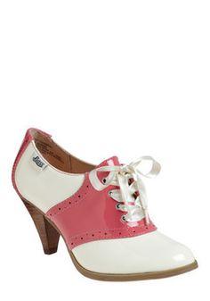 Rachel Antonoff for Bass Saddled with Sweetness Heel, #ModCloth