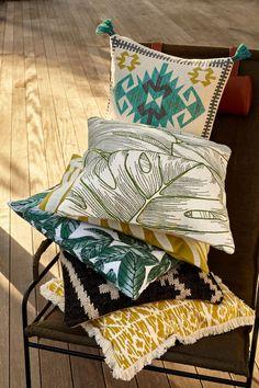 wishlist chez la redoute nouvelle collection Am. Ikea Curtains, Drop Cloth Curtains, Gold Curtains, Hanging Curtains, Am Pm La Redoute, African Interior, Deco Boheme, Farmhouse Curtains, Pillow Fight