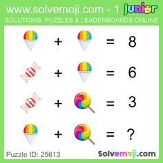 Solvemoji - Free teaching resources - Emoji math puzzle, great as a primary math starter, or to give your brain an emoji game workout. Brain Games, Math Games, Maths Starters, Emoji Games, Order Of Operations, Maths Puzzles, Free Teaching Resources, Primary Maths, Brain Teasers