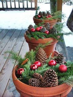 Különleges kültéri karácsonyi, téli dekorációk | Életszépítők