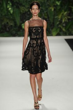 Naeem Khan Spring 2014 Ready-to-Wear