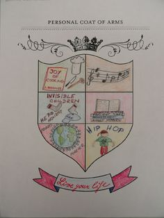 Hannah Vicky: My Personal Coat of Arms