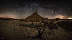 BARDENAS NIGHT by Sergio González Sierra on 500px