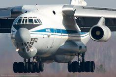 Ilyushin Il-76 - Николай Краснов (@Nasok) | Twitter