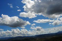 Clouds in Priorat, (Tarragona) Catalonia