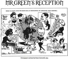 Groucho Marx and international history of comics