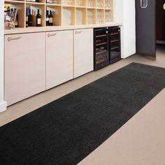 Bar:  *Bistro braun COFFEE ESPRESSO TEA .. NEU Küche Teppich f umkettelt