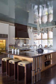 Lovely San Francisco Decorator Showcase 2015 // Kitchen Design By Navarra Design,  Inc. With La Conrnue Of France Chateau 150 Range