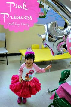 Being MVP	Shindigz Pink Princess Birthday Party
