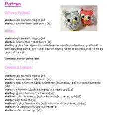 Hoy os presento fantásticos búhos multicolores hechos a crochet, muyfaciles de hacer! Como ya se habrán dado cuenta, en el blog les estoy haciendo recopilaciones de patrones, gráficos y paso a paso gratuitos que encuentro en la web, que me … Ler mais... → Crochet Doll Pattern, Crochet Patterns Amigurumi, Amigurumi Tutorial, Quilling Craft, Peppa Pig, Amigurumi Toys, Learn To Crochet, Doll Patterns, Free Pattern