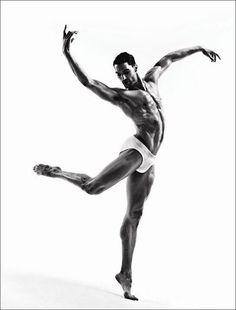 Fabrice Calmels / Joffrey Ballet / photo: Giuliano Bekor