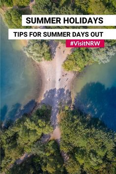 Looking for a nearby destination for your next summer holiday? We've put together the best tips for sunny getaways in North Rhine-Westphalia for you. #VisitNRW #summer #holidays #travelinspiration © Ruhr Tourismus GmbH, Dennis Stratmann North Rhine Westphalia, Beer Garden, Hot Days, Days Out, Day Trips, Summer Days, Travel Inspiration, Tourism, Germany