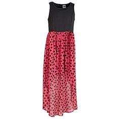 A'nD Drop Hem Jungle Dress