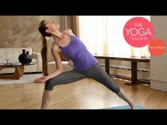 Yoga Routine for Perfect Posture | The Yoga Solution With Tara Stiles #fitness #video    http://www.livestrong.com/original-videos/XIjSDsgjMAI-yoga-solution-tara-stiles-routine-perfect-posture/