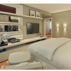 Detalhes quarto by Horta e Vello! @_decor4home