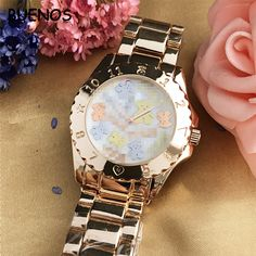 Free Pictures, Fashion Watches, Michael Kors Watch, Gold Watch, Color Mixing, Special Gifts, Bracelet Watch, Stainless Steel, Luxury