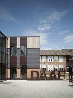 Daaf Gelukschool, Koning Ellis