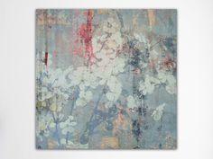 cherry blossom, 65cm x 65cm
