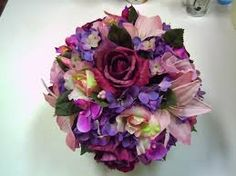 Image result for artificial wedding flowers